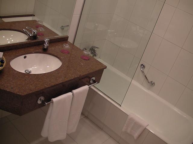 Baño habitación doble