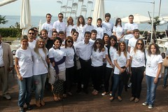 Εθελοντές που συμμετέχουν ενεργά στην «Ομάδα Δημιουργίας για τη Θεσσαλονίκη»
