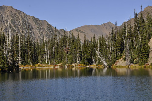 Royal Lake - Olympic National Park - Land of the Gods 074