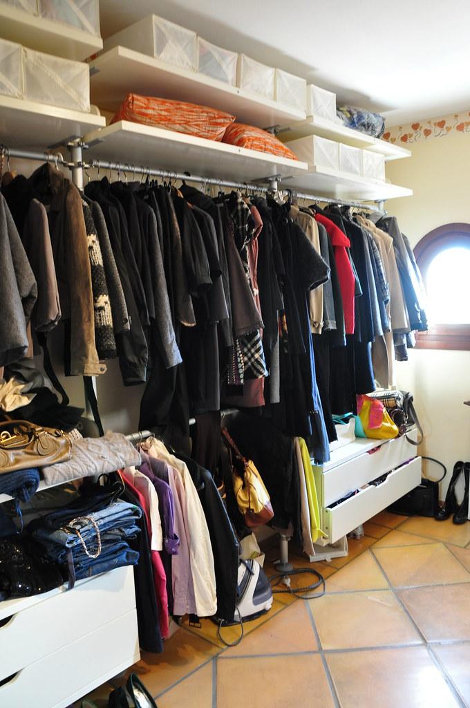Armadio 021 (odin Gate) Tags: Ikea Closet Wardrobe Armadio Stolmen