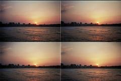 Atardecer desde Gijn (flash_camara_accion) Tags: sunset sky espaa sun sol de atardecer spain gijn asturias cielo ceo puesta espagne posta