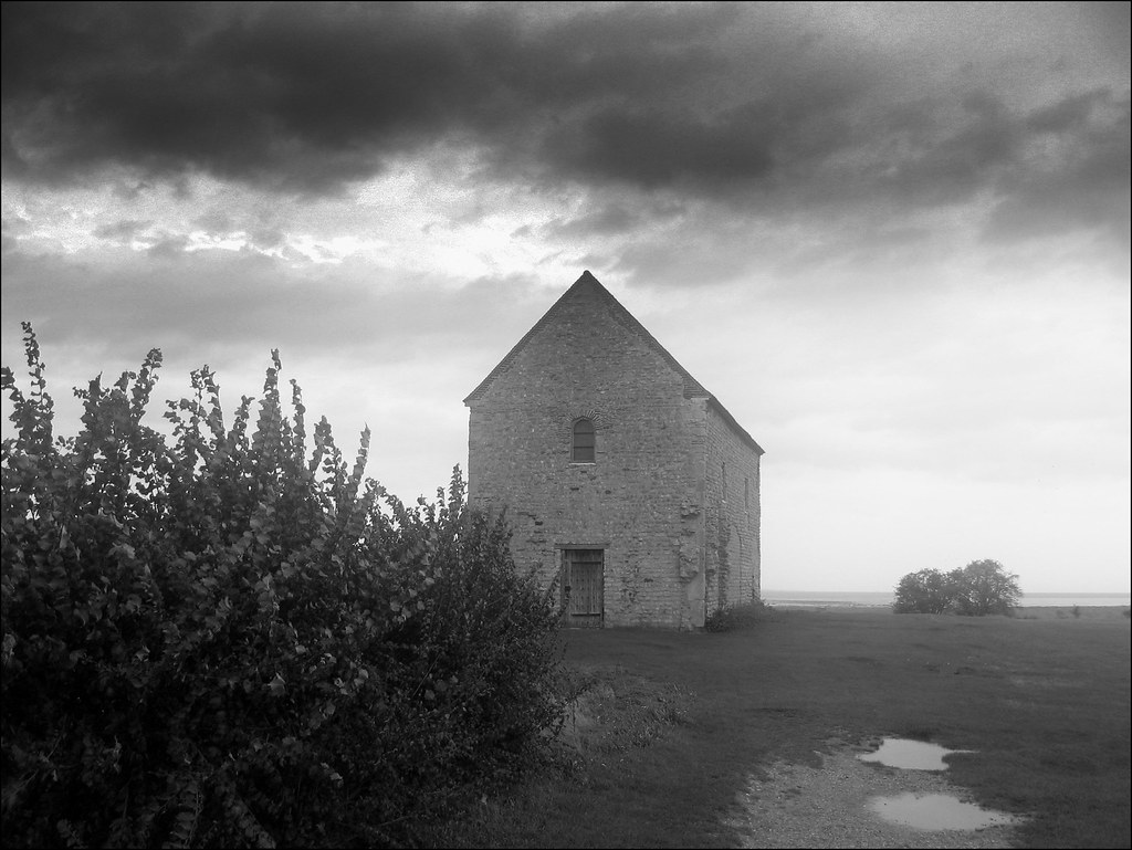 St. PETER-ON-THE-WALL, BRADWELL-ON-SEA, ESSEX