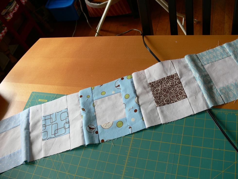 Jenny: Welcome Baby Quilt