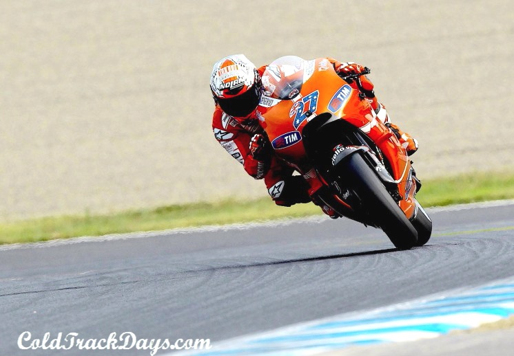 MotoGP // STONER'S WIN ONE-UPPED BY BATTLE FOR THIRD