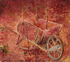 Morris Graves - Wheelbarrow [1934]