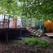 Cotswolds Yurt - The Yurt Bathroom
