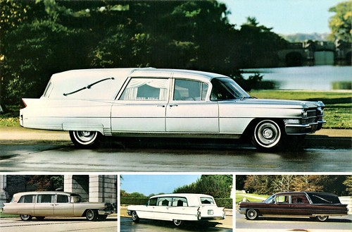 1963 Superior-Cadillac Funeral Cars