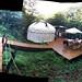 Cotswolds Yurt - The Yurt