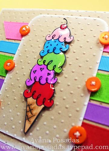 Ice Cream Scoops (3)