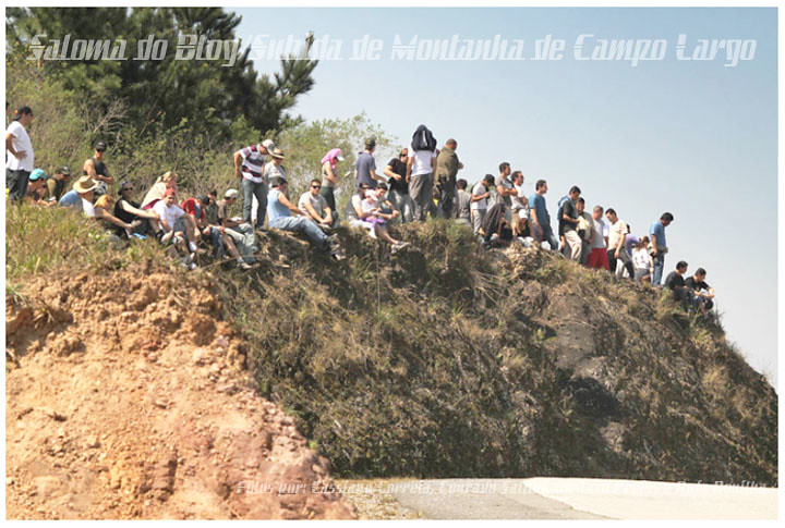 Trajeto_Subida Montanha Campo Largo #2010