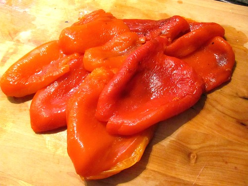 Tutorial: Oven-Roasted Red Peppers