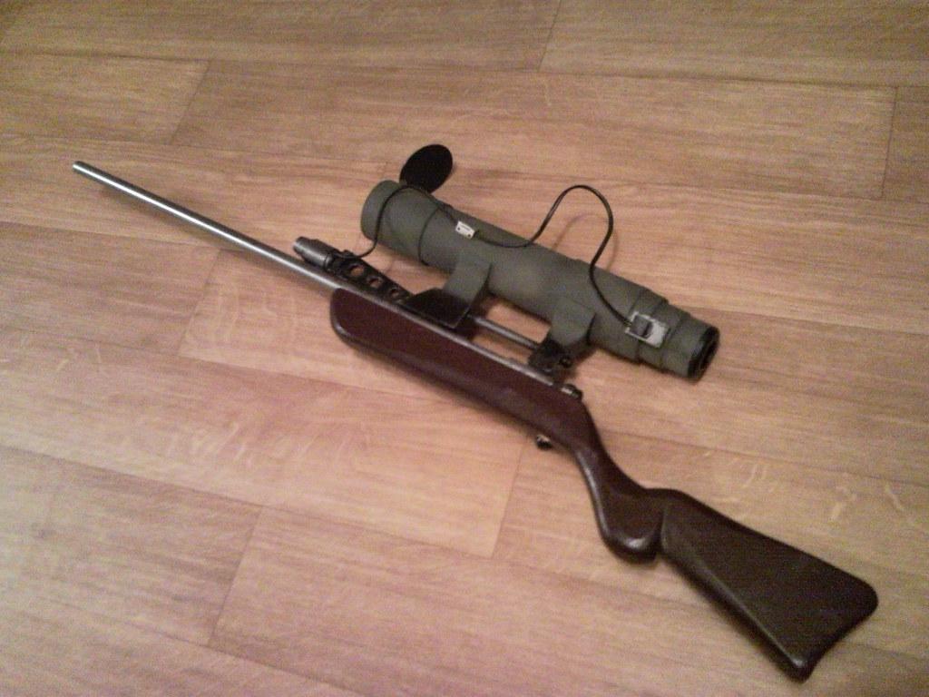 TF2|| Sniper Rifle replica | RPF Costume and Prop Maker