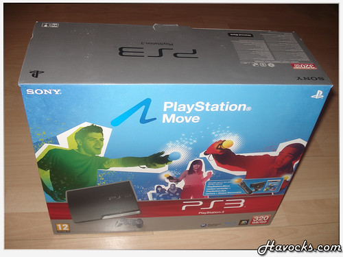 PlayStation 3 Slim - Move Edition - 01