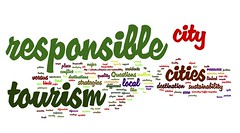 Responsible Tourism in Cities (wordled)