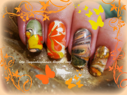Fab Nailarts weekly challenge entry