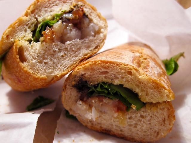 Bacalao Sandwich