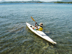 Le Robert (Martinique) (Appossa) Tags: kayak martinique lerobert iletchancel
