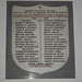 Great War Memorial, St. Mary the Virgin Church, Upchurch, Kent