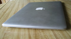 Apple MacBook Air Laptop (Closed)
