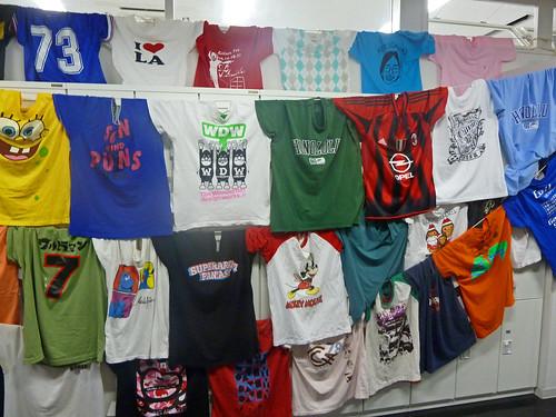 クラスTシャツ展