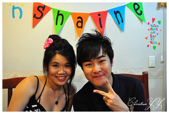 surprise Farewell Party: Me and Fong