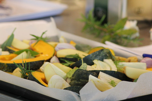 verdure quasi pronte x il forno