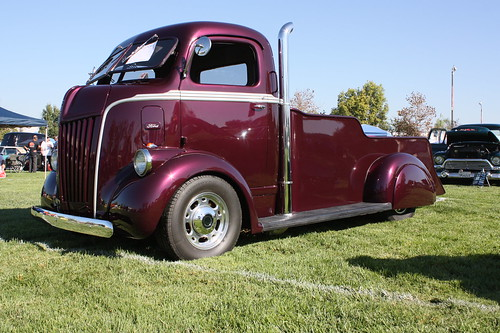 1947 Ford COE Truck