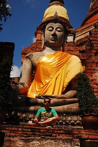 Wat Yai Chaimongkhol, Ayutthaya2