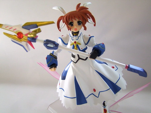 figma 高町なのは The MOVIE 1st ver./figma Nanoha Takamachi: The MOVIE 1st ver.