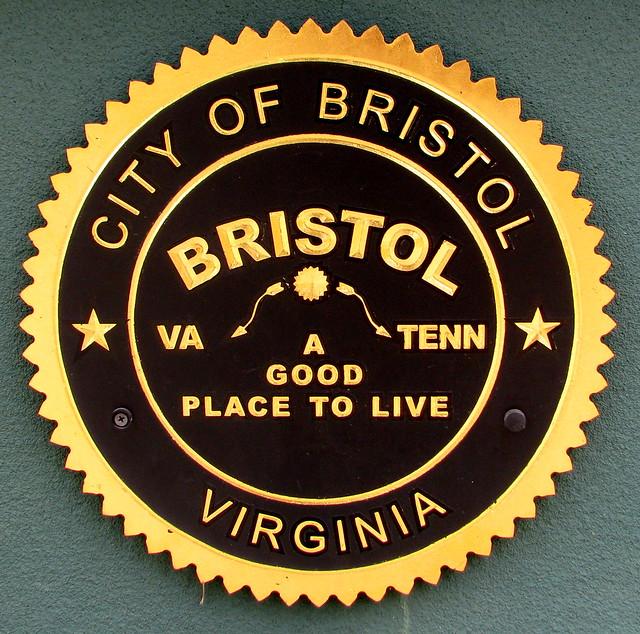Bristol, VA town seal
