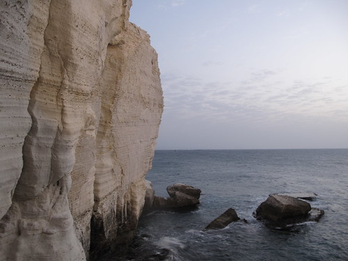 Rosh Hanikra, White Chalk Cliffs