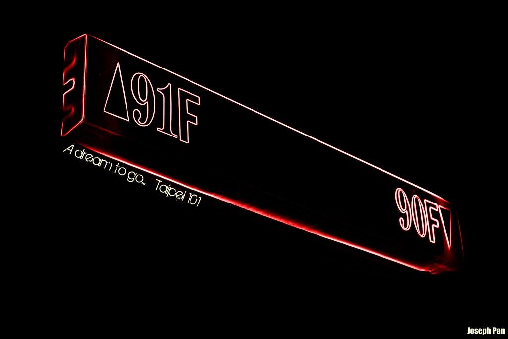 [Fa43] 迷濛漾。台北。1O1之頂