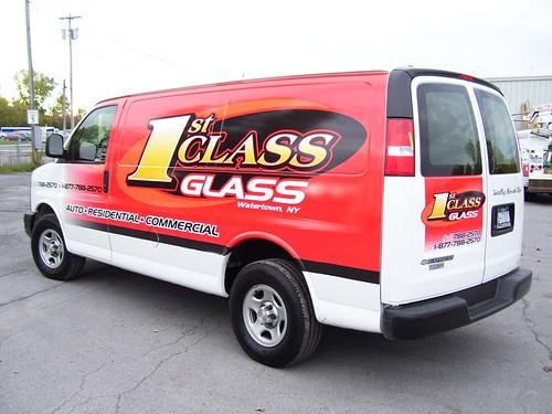 1st class van
