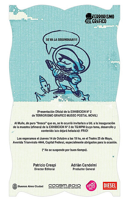 INVITACION FRIO