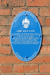 Photo of Blue plaque number 4746