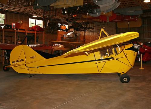 Aeronca C3 Master (NC16291)