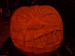 027 (Chad Maybray) Tags: halloween pumpkin carvings
