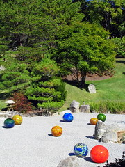 Chihuly at Cheekwood 4: Niijima Floats