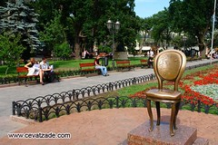 City Garden , Deribasovskaya Street odessa / Odesa Ukraine /   ,   /   (www.cevatzade.com) Tags: park street city travel flower beautiful architecture buildings wonderful garden photography photo europe pretty gallery view image super center odessa ukraine photograph imagine reza gezi ahmet ukranian odesa deribasovskaya       ukrayna        cevatzade wwwcevatzadecom javadzadeh     citygardenderibasovskayastreetodessaukraine citygardenderibasovskayastreet