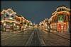 Main Street U.S.A. [Explore] (Silver1SWA (Ryan Pastorino)) Tags: california night canon mainstreet disneyland sigma disney explore anaheim walt hdr sigma1020 40d
