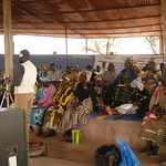 Day two of a citizens' jury in Mali 14 by