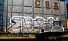 IMG_3344 (mightyquinninwky) Tags: railroad graffiti tag graf tracks railway tags tagged railcar rails boxcar graff graphiti freight trainart fr8 railart boxcarart freightart taggedboxcar paintedboxcar paintedrailcar taggedrailcar