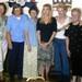 The Girls - L to R:   Connie Fogo Blankenship, Linda Jordan Wilson, Linda West Nelson, Marie Wooten Pinson, Larkie Ann Korb, Elma Olena Garner