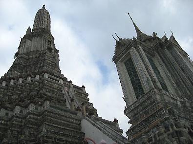 タイ・ワット・アルン(暁の寺)