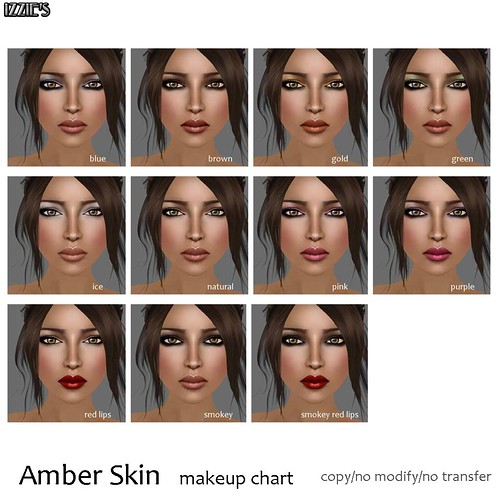 Amber-makeup-chart