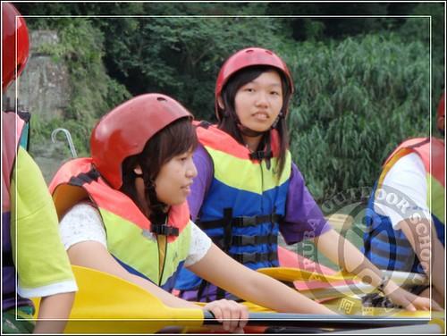 20101016紅心字會碧潭獨木舟巡禮43