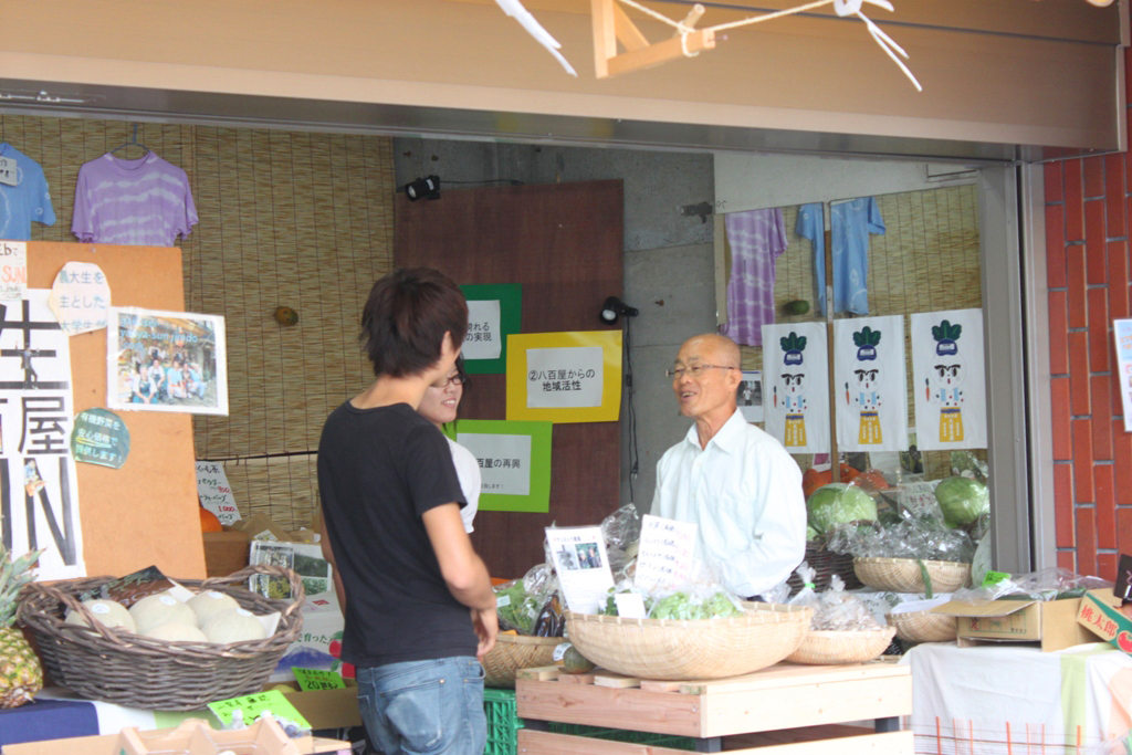 SUN the Student's Fruit and Vegetable Shop (2)