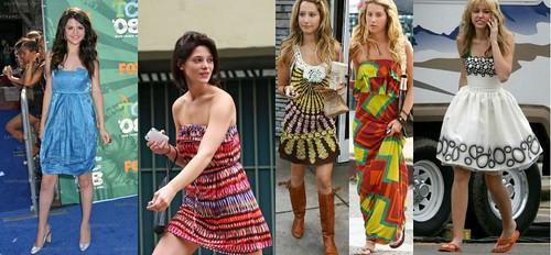 vestido tomara que caia verão 2011