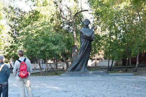 Екатеринбург - памятник Пушкину