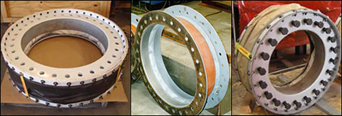Fabric Expansion Joints for Low Temperature Duct Systems